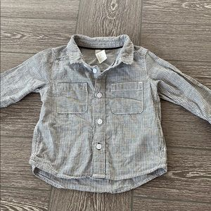 H&M Baby Button down cotton shirt